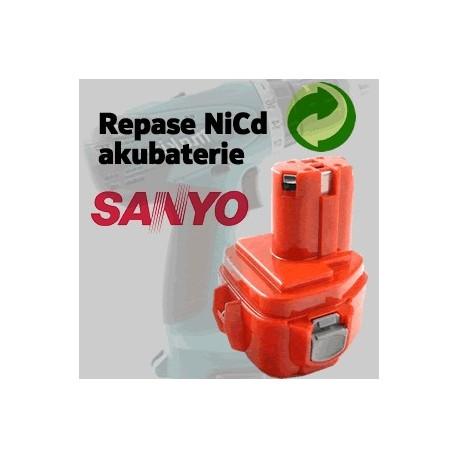 Repase NiCD baterie akunářadí