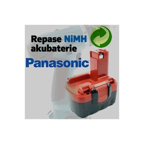 Repase NiMH baterie akunářadí(Panasonic)