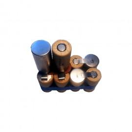 Narex ASV 12 BE 12V sestava pro repase baterie