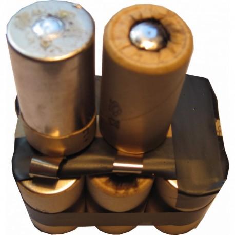 Narex AP-ASV 9,6V BE sestava pro repase baterie