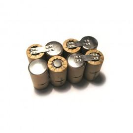 Metabo PA6-GF30 9,6V sestava pro repase baterie