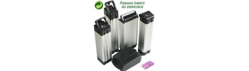 Repase baterie elektrokola